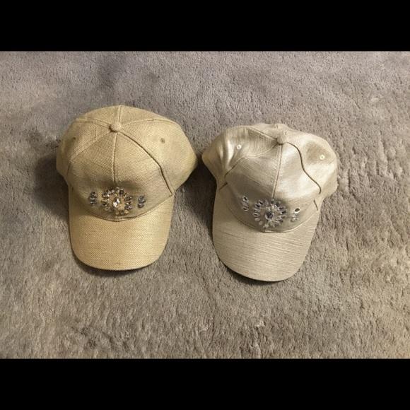 Bundle of Ladies Baseball Caps